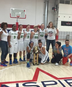 Anna Grone BlueStar Arizona Champs